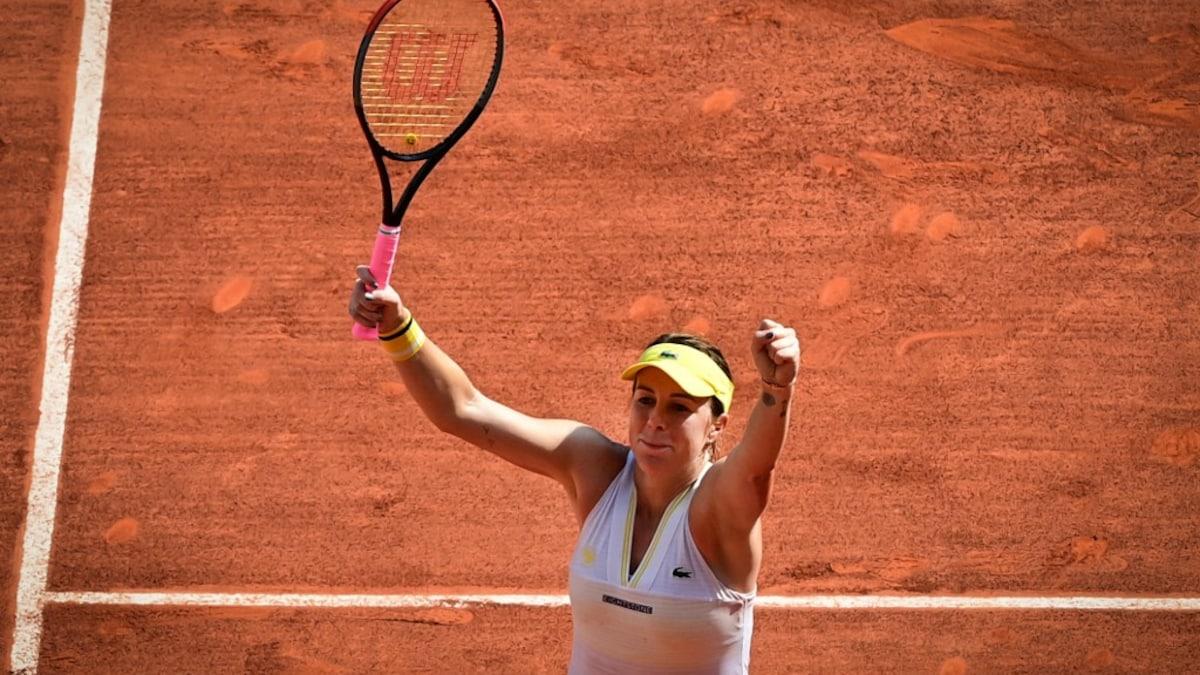 French Open: Anastasia Pavlyuchenkova Tamara Zidans wins Maiden Grand Slam Final Tennis News