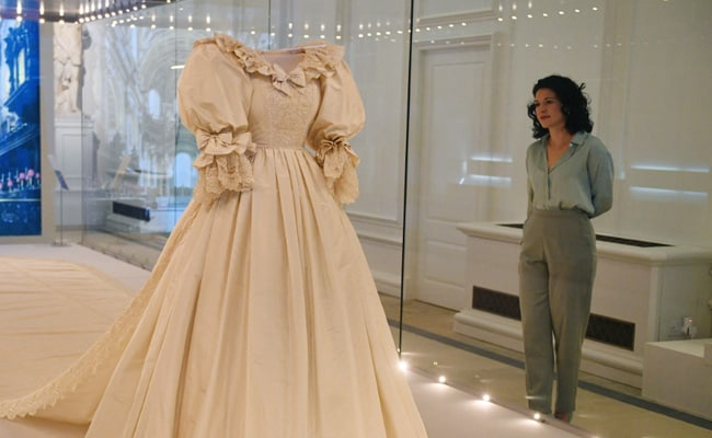 Princess Diana's Iconic Wedding Dress Is Star Of Royal Fashion Exhibit