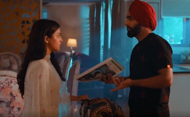 Kade Kade: Ammy Virk And Wamiqa Gabbi's New Song Is Out Now