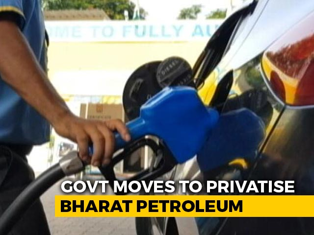 Video : Government Moves Cabinet Note To Seek 100% Foreign Investment In Oil PSUs