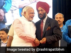 """PM Modi Leads Tributes As India Mourns """"Colossal"""" Milkha Singh"""
