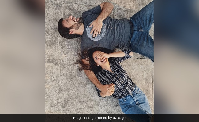 No Points For Guessing Where Avika Gor's 'Happy Place' Is