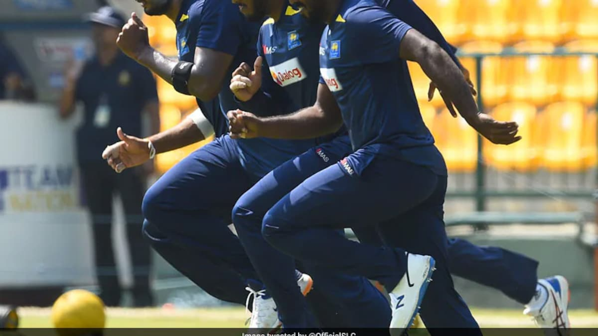 Sri Lanka Cricketers Sign Pay Deals After Board Threat