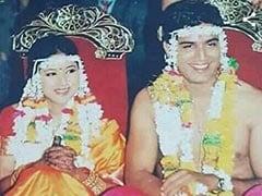 On 16th Wedding Anniversary, Sharad Kelkar Posts Throwback With Wife Keerti