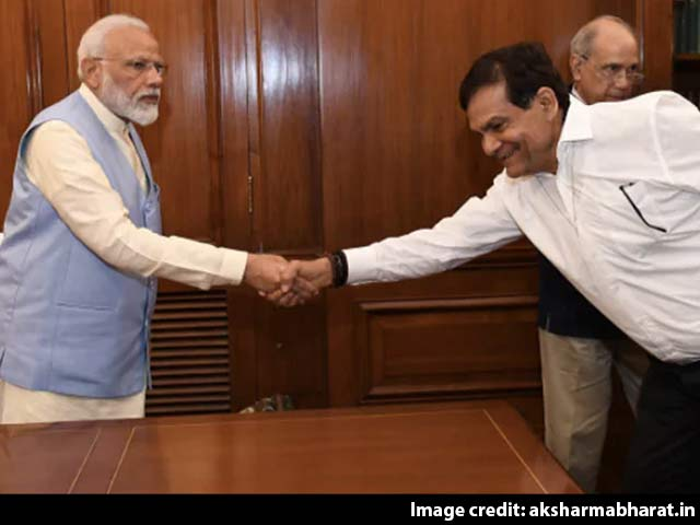 Video : PM's Aide Made UP BJP Vice President, After Buzz Over Role As Minister