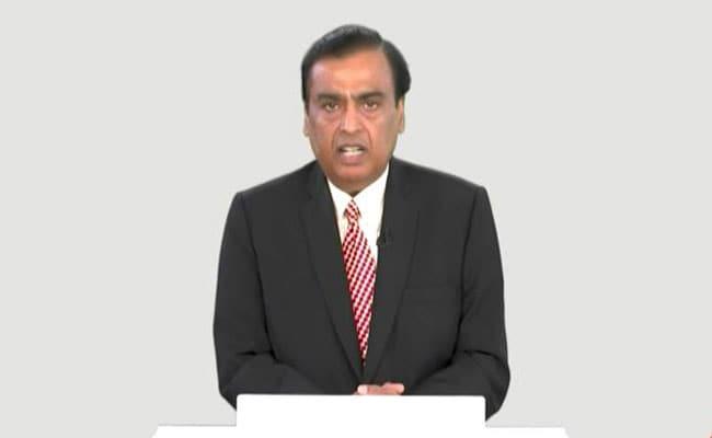 Need To Focus On Wealth Creation At Bottom Of Pyramid: Mukesh Ambani