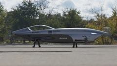 World's First Flying Electric Car Takes Off In Australia
