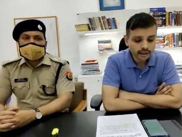Video : FIR In UP Against News Site Over Documentary On Mosque Demolition