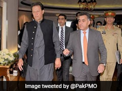 """Seek Ties With US Like They Have With India """"Right Now"""": Imran Khan"""