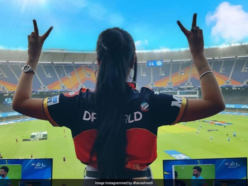 Dhanashree Verma Hits 4 Million Instagram Followers, Shares Note For Fans