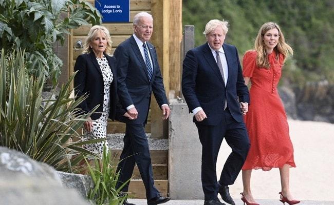 Boris Johnson Hails Joe Biden As 'A Big Breath Of Fresh Air'