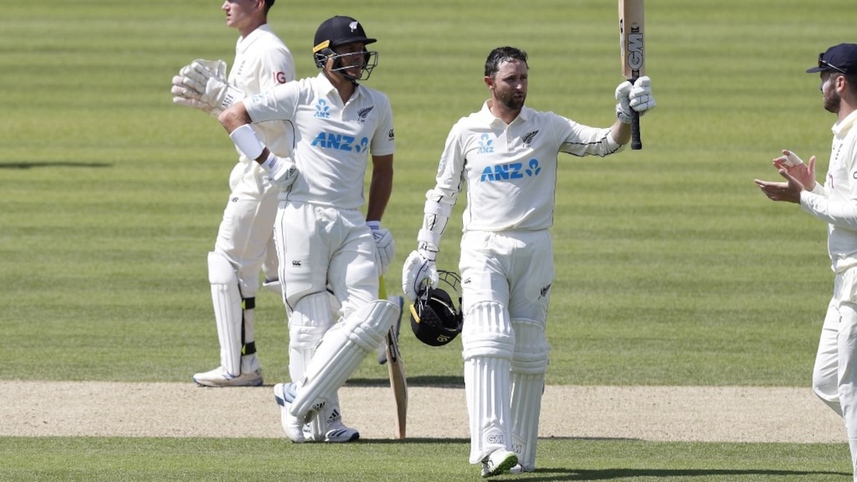 England vs New Zealand: Devon Conway gets first double debut in England Cricket News