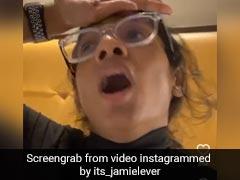 Johnny Lever की बेटी Jamie Lever को कॉमेडी करना पड़ा महंगा, मिर्ची खाने के बाद हुआ बुरा हाल- Viral Video