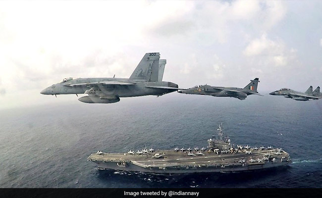 Two-Day Integrated Bilateral Exercise Between India, US Forces Concludes