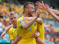 Euro 2020: Ukraine Beat North Macedonia 2-1 To Keep Round Of 16 Hopes Alive