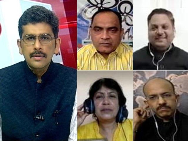 Video : सवाल इंडिया का:  मुकुल रॉय की घर वापसी