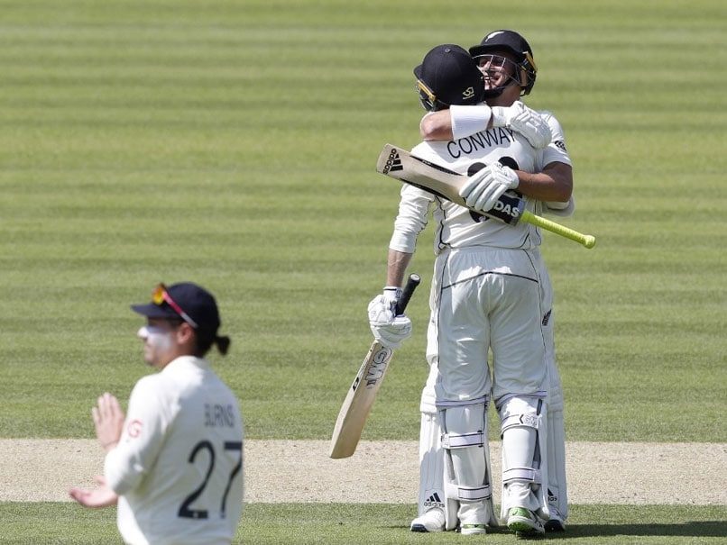 England vs New Zealand, 1st Test: Devon Conway Makes Debut Double Century Before Joe Root Helps Revive Hosts On Day 2