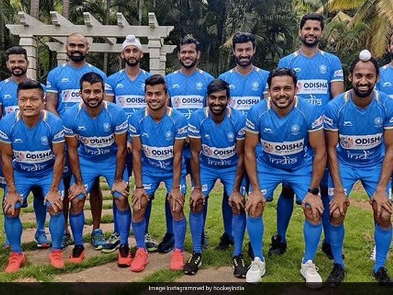 Tokyo Games: Ten Debutants In Indian Mens Hockey Team For Olympics