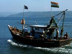 Panama Cargo Ship Collides With Boat Off Tamil Nadu Coast