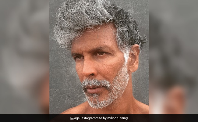 Milind Soman Has A New 'Good Habit' Though You Can't Tell From This Selfie