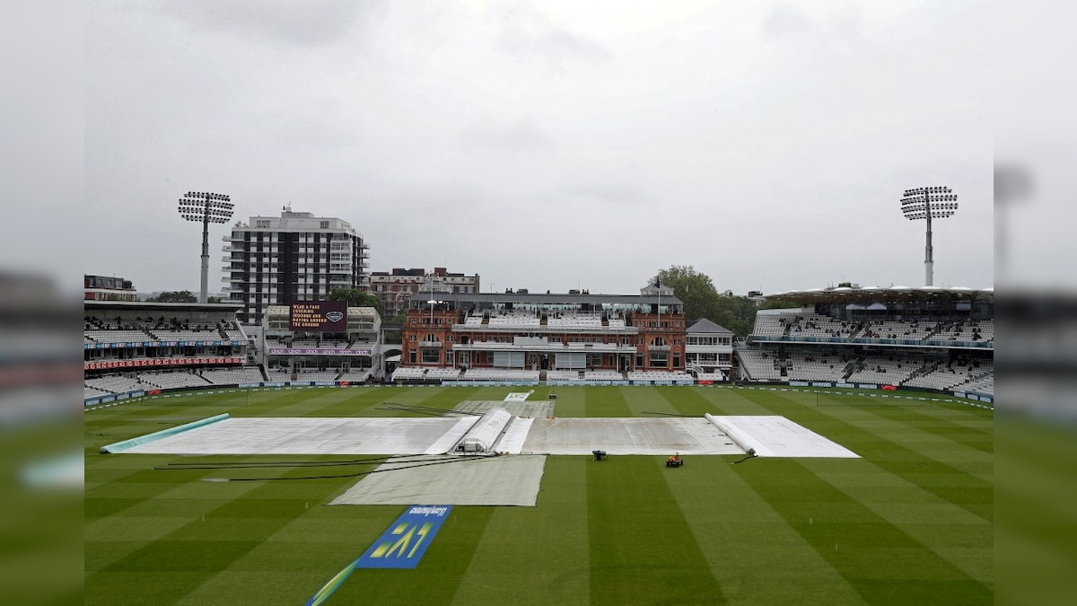 ENG vs NZ: Rain Washes Out Third Day Of First's Lord at Lord's |  Cricket News