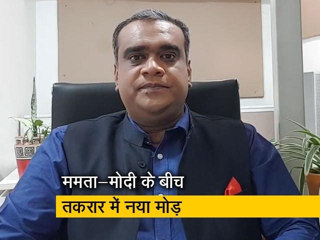 Video : ममता बनर्जी ने चलाए 9 तीर, केंद्र का पलटवार;  'बात पते की' अखिलेश शर्मा के साथ