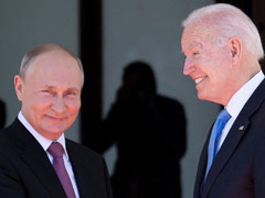 """Meeting With Biden """"Constructive"""", Agreed Talks On Cybersecurity: Putin"""