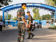 Crude Bomb Found In Jammu After Drone Attack: J&K Police Chief