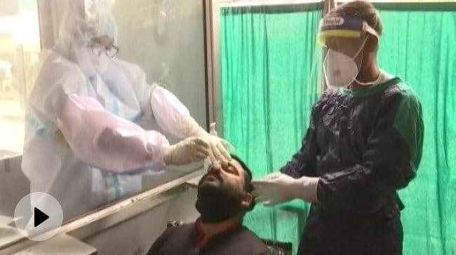 कोरोना : 24 घंटे में 80,834 नए केस, 3303 मौतें वीडियो – हिन्दी न्यूज़ वीडियो एनडीटीवी ख़बर