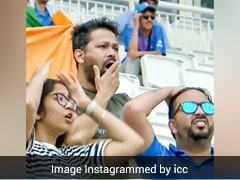 On Camera: Indian Fan's Dramatic Response To Ajinkya Rahane's Wicket In WTC Final