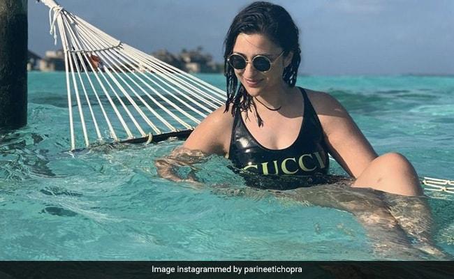'I'm So Jealous': Priyanka Chopra's Beach Cravings Made Her Comment This On Parineeti's Post