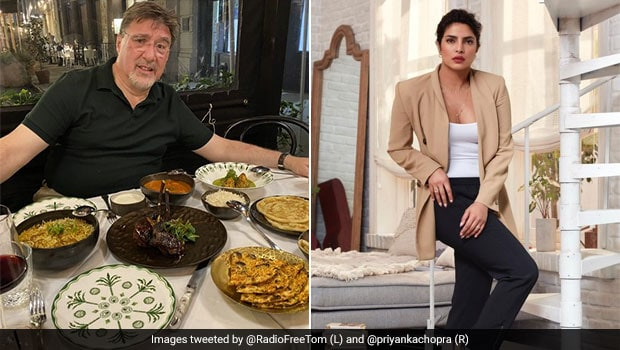 US Journalist Eats Indian Food To Raise Funds For COVID; Priyanka Chopra Approves