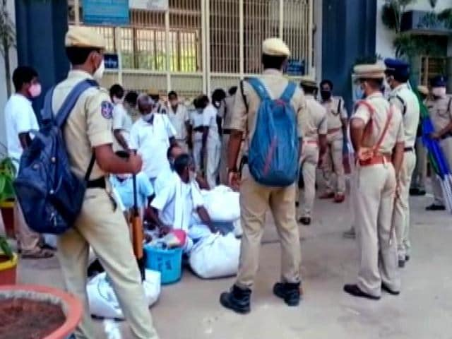 Video : Prisoners Shifted, 135-Year-Old Telangana Jail Emptied To Build Hospital
