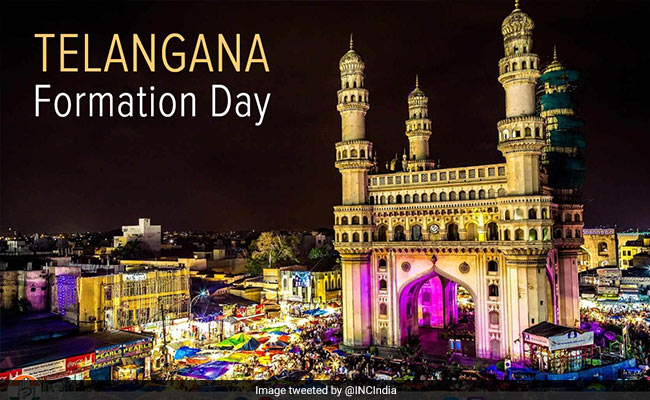 Telangana Formation Day: President, PM Modi, Chief Minister Greet People