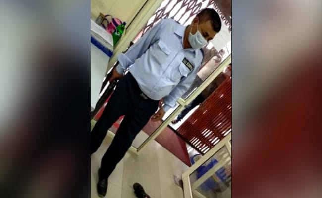UP Man Shot Inside Bank By Security Guard Over 'Face Mask'