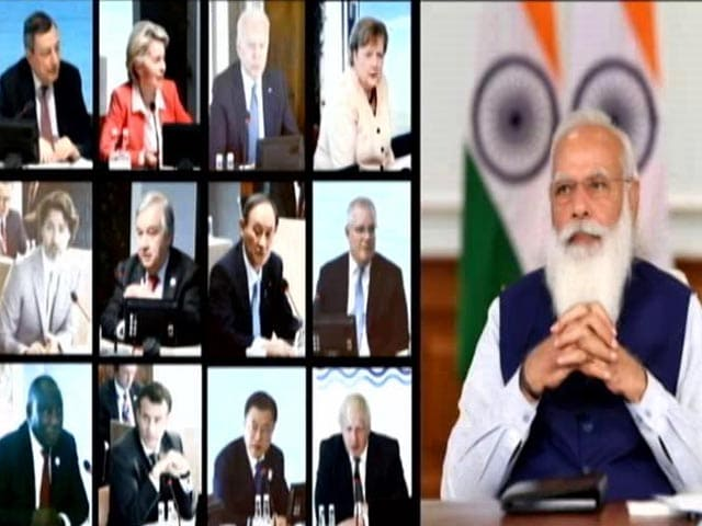Video : Cyberspace Must Foster, Not Curb, Democratic Values: PM Modi At G7 Summit