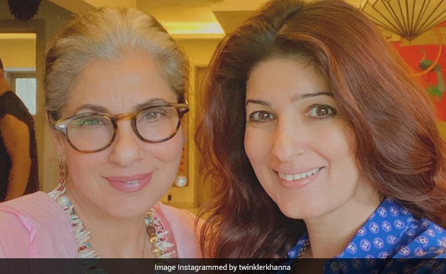 Are You Sure It's Not A Nolan Movie? Because Birthday Girl Dimple Kapadia Is Turning Time 'Backwards'