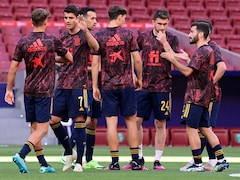 UEFA EURO 2020: Spain Players Vaccinated Three Days Before Opener Against Sweden