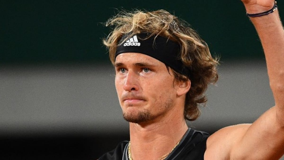 French Open: Sixth Seed Alexander Zverev Cruises Into Lave Round |  Tennis news