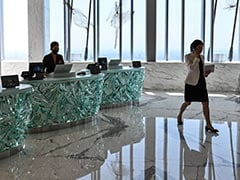 Luxury In The Clouds: Shanghai Opens World's Highest Hotel