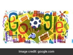 Google Marks Start Of UEFA Euro 2020 With Doodle