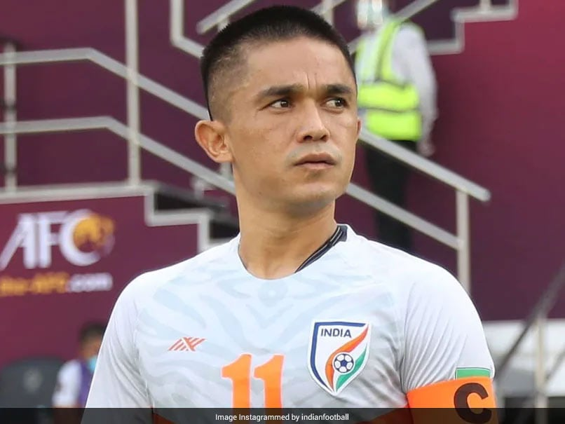 World Cup Qualifiers: Captain Sunil Chhetri One Goal Off Entering All-Time Top 10 As India Meet Afghanistan
