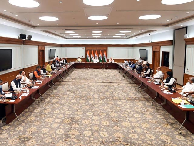Video : Top News Of The Day: PM Modi's Crucial Jammu And Kashmir Outreach Meeting