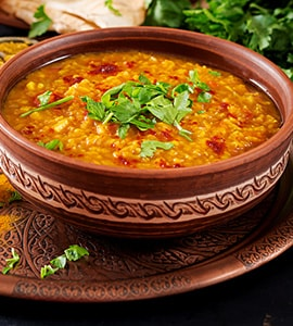 Give Your Regular Dal A New Twist With This Slow-Cooked Sindhi Tidli Dal