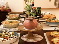 Mira Rajput Put Together This Scrumptious Dinner On Mom's Birthday. The Menu Will Make You Very Hungry