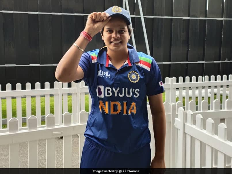 Shafali Verma Becomes Youngest Indian Cricketer To Play All 3 Formats