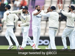 India vs New Zealand WTC Final Live Score, Day 5: Mohammed Shami, Ishant Sharma Strikes Put India On Top At Lunch