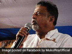 A Call From PM For BJP's Mukul Roy Amid Buzz About Trinamool '<i>Gharwapsi</i>'