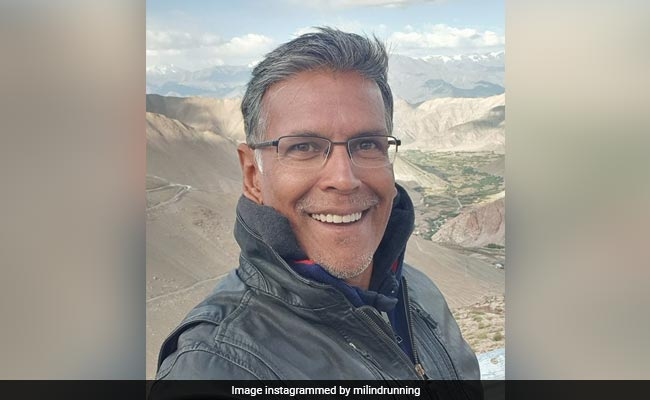 'Momos, Butter Tea, Long Trek' Will Be On Milind Soman's Ladakh Itinerary (Whenever He Goes)