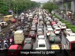 Mumbai Rain: Waterlogging, Traffic Jams And Weather Updates